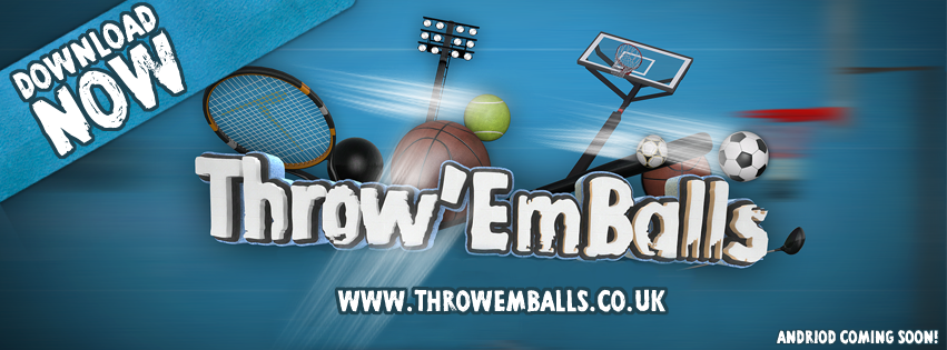 Brand New Intuitive Sports Game - ThrowEmBalls
